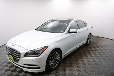2015 Hyundai Genesis 3.8L (white)