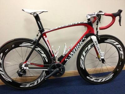 2012 Specialized S-Works Venge 56cm with Shimano Dura-Ace Di2 components $2000