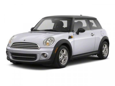 2010 MINI Cooper Base (Black)