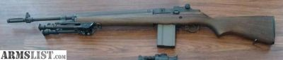For Sale: Springfield M1A