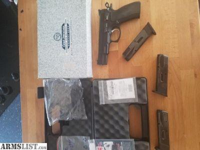For Sale/Trade: Custom CZ