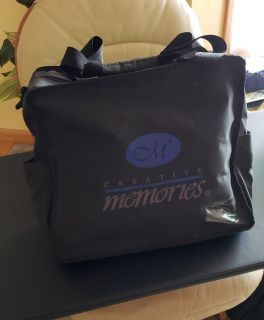 Creative Memories Memory Mate Album Tote