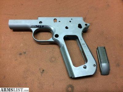 For Sale: 1911 80% Frame, Jig, Tooling
