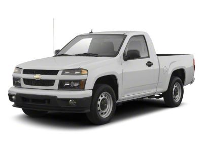 2010 Chevrolet Colorado Work Truck (Summit White)