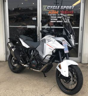2016 KTM 1290 Super Adventure Dual Purpose Motorcycles Hobart, IN