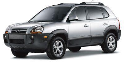 2009 Hyundai Tucson GLS (Mesa Red)