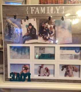 New - Family Photo Collage