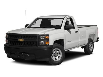2014 Chevrolet Silverado 1500 Work Truck (Black)