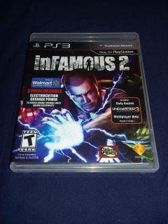 Infamous 2 Sony PlayStation 3
