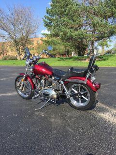 1972 Harley-Davidson SPORTSTER 1000