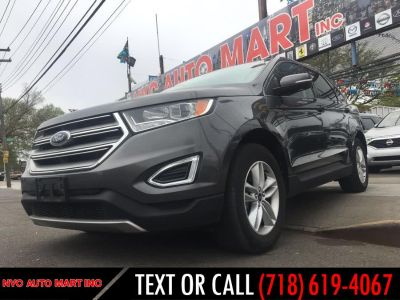 2016 Ford Edge 4dr SEL AWD (Magnetic Metallic)