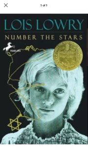 Book NUMBER THE STARS