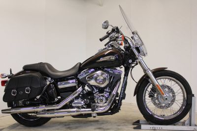 2013 Harley-Davidson Dyna Super Glide Custom 110th Anniversary Edition Cruiser Motorcycles Pittsfield, MA