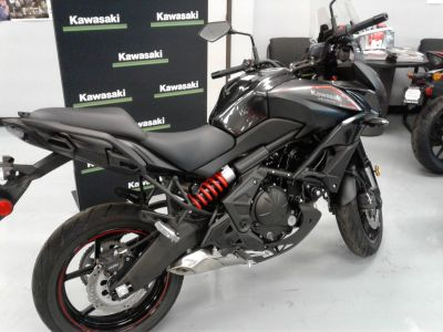 2018 Kawasaki VERSYS 650ABS Street Motorcycle Orange, CA