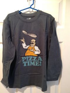 New Boys Pizza top size 7/8 GRAB THIS
