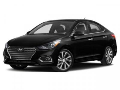 2019 Hyundai Accent SE (Urban Gray Metallic)