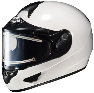 Find HJC CL-16 White Snow Helmet Electric Shield CL16 Size Small motorcycle in South Houston, Texas, US, for US $188.98