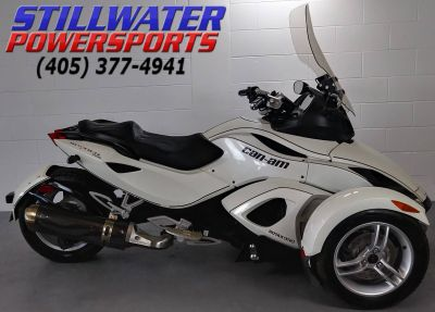 2012 Can-Am Spyder RS SE5 Trikes Motorcycles Stillwater, OK