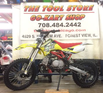 2018 Apollo RFZ-x18 Competition/Off Road Motorcycles Forest View, IL