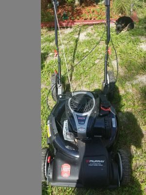 Self-propelled mowers for sale