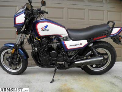 For Sale: Honda CB700SC Nighthawk