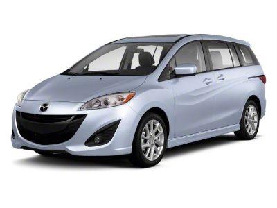 2012 Mazda Mazda5 Sport (Crystal White Pearl)