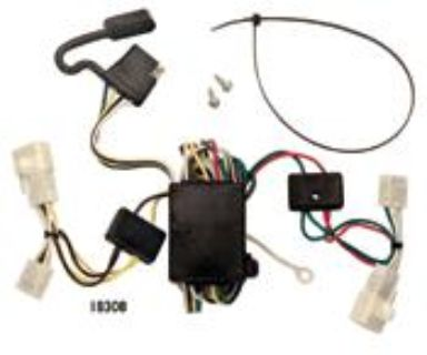 Purchase Trailer Tow Harness Hitch Wiring For 2002 2003 2004 2005 2006 Toyota Camry 4 Dr motorcycle in Springfield, Ohio, US, for US $27.00