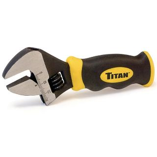 "Find Titan Tools 11060 Stubby Adjustable Wrench 6"" Long motorcycle in Suitland, Maryland, US, for US $10.83"