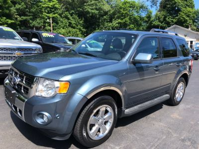 2011 Ford Escape Limited (Steel Blue Metallic)