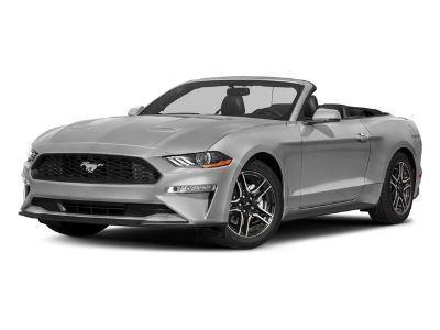 2018 Ford Mustang EcoBoost (Not Given)
