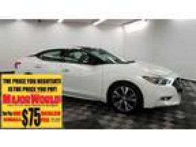 $23500.00 2017 NISSAN Maxima with 31455 miles!