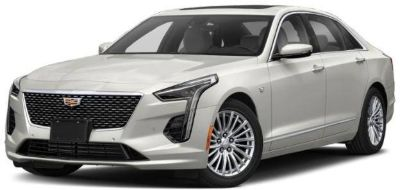New 2019 Cadillac CT6 4dr Sdn