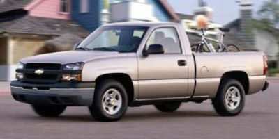 2005 Chevrolet Silverado 1500 Base (Summit White)