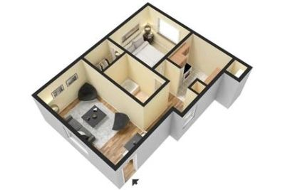 Apartment only for $735/mo. You Can Stop Looking Now. Pet OK!