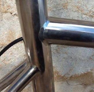 $950 TST Titanium Sports Technology titanium triathlon bicycle