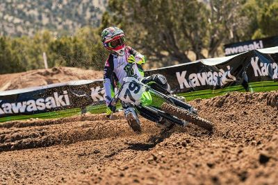 2019 Kawasaki KX100FKF Competition/Off Road Motorcycles Talladega, AL