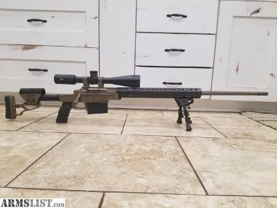 For Sale: 338 Lapua Defiance XLR Bartlien