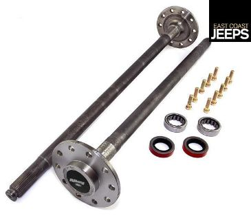 Buy 12103 ALLOY USA Rear Axle Shaft Kit for 90-92 Chevrolet Camaros motorcycle in Smyrna, Georgia, US, for US $232.80