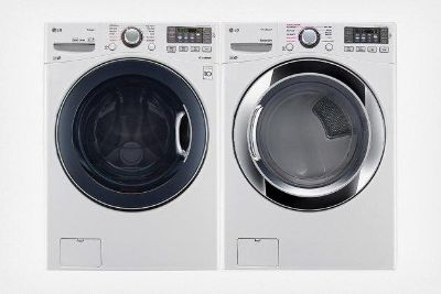 ISO front load washer and dryer