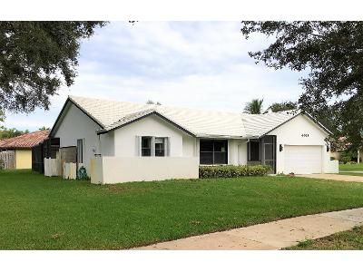 3 Bed 2 Bath Foreclosure Property in Delray Beach, FL 33445 - NW 7th Ln