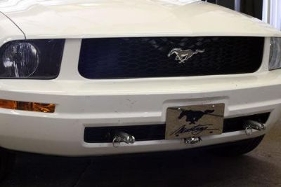 Buy Blue Ox BX2186 Base Plate for Ford Mustang 05-08 motorcycle in Azusa, California, US, for US $379.99