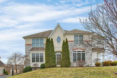 4 BR Luxury Home w/ Gas Fireplace, 3 Car Garage, Granite Counter Tops & 2nd Story Family Room