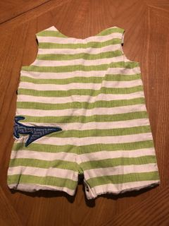 Smocked outfit 0-6 months boys $15