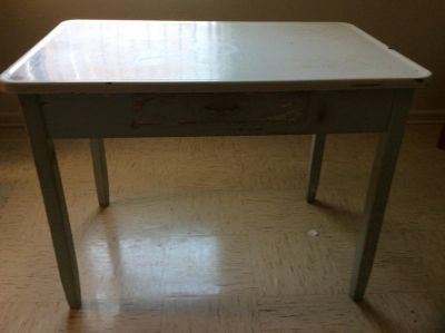 Table Kitchen with porcelain top