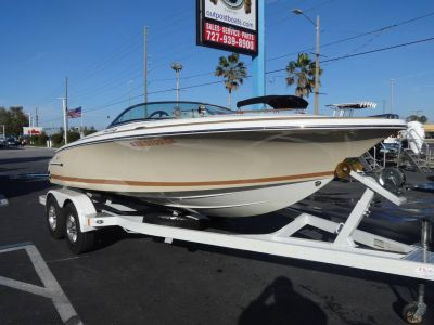 2008 Chris-Craft Lancer Woody Runabouts Boats Holiday, FL
