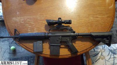 For Sale/Trade: Armalite AR-10 7.62x51