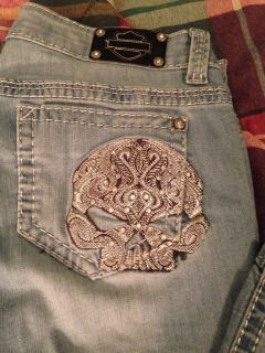Women's jeans from Harley Davidson