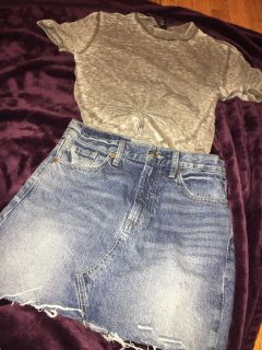 Trendy cute outfit
