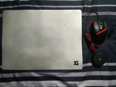 Xtreme Gaming mouse and mousepad