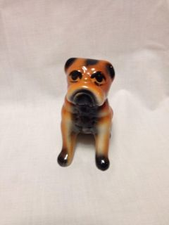 """Porcelain Dog. No Markings. 4"""" tall. Pick up at Target in McCalla on Thursdays 5:15 to 6:00pm."""
